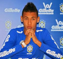 Full name is a Neymar da Silva Santos Junior