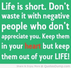 25 Short Negative Quotes