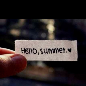 Can't wait for summer.....