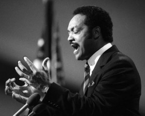 ... jesse jackson was born as jesse louis burns on october 8 1941 in