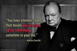 More Winston Churchill quotes at Personal Excellence Quotes