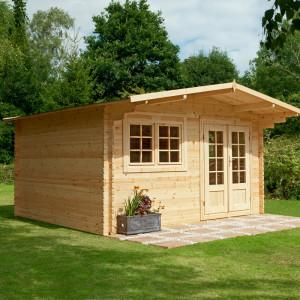 Log Cabin Roof Shingles