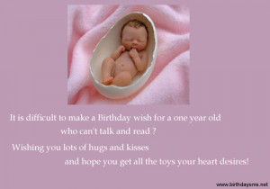 1st birthday wishes quotes free download 1st birthday wishes quotes ...