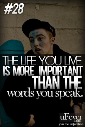Most popular tags for this image include: mac miller quotes, friends ...