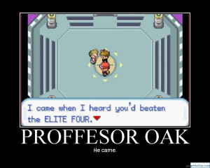 Finding Sick Perverted Sayings In Pokemon