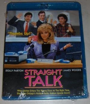 IS AVAILABLE STRAIGHT TALK BLU RAY DVD STARRING DOLLY PARTON