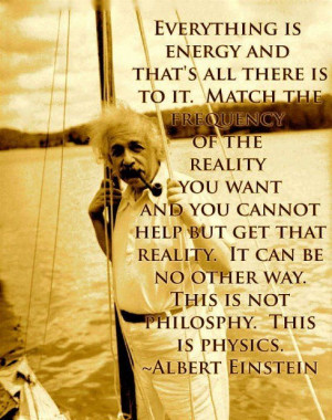 quotes going your own way   albert einstein quotes - everything is ...
