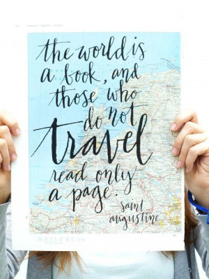 Travel Quotes...