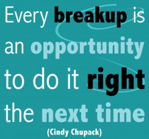 Quotes About Breakups Tumblr Hd Every Breakup Is An Opportunity ...