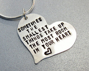 Miscarriage Jewelry Loss of Baby Baby Memorial Miscarriage Quote