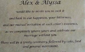Alyssa Pearce: Identity Of Bride Who Wrote Scathing Non-Invitation ...