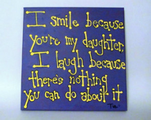 Popular items for daughter quote on Etsy