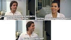 scott disick more disick throw lord disick laugh hahahaha scott disick ...