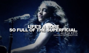 Alicia Keys Quotes And Sayings