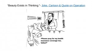Superb funny jokes on wig & quotes on thinking.