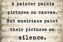 Musical Quotes & Inspiration / Things to inspire, share, bring a laugh ...