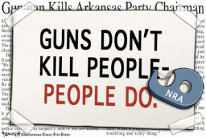Should some, Gun laws be changed?