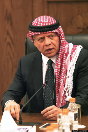 Jordanian King 'Quoted Clint Eastwood' In Vow For Revenge On Islamic ...