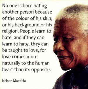 Wisdom from Nelson Mandela   Inspiring Quotes