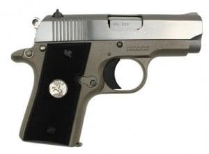 Colt Mustang 380 Pistol