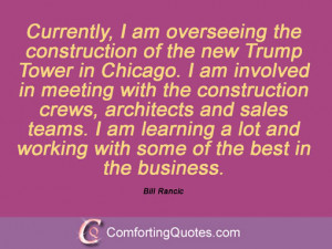 Quotes From Bill Rancic