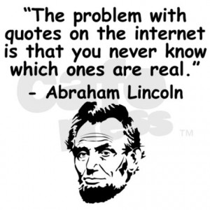 abraham_lincoln_internet_quote_shower_curtain.jpg?color=White&height ...