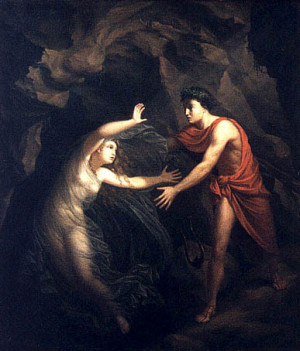 Orpheus and Eurydice Photos