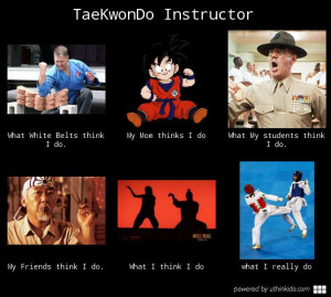 funny taekwondo quotes