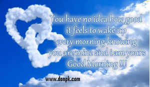 Good Morning Babe I Love You Good Morning SMS Quotes - Love