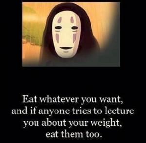 eat whatever you want eat whatever you want