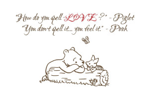 Winnie The Pooh And Piglet Quotes About Love (5)