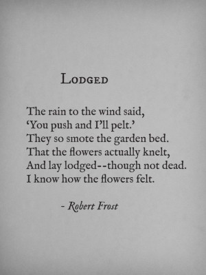 Robert Frost - tattoo quote