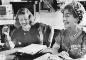 ... longed for it.-Bette Davis on her supposed feud with Joan Crawford
