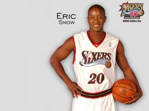 Eric Snow Sixers