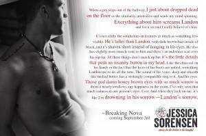 Breaking Nova (Nova, #1) Coming September 3, 2013 ** New Adult ...