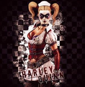 Harley Quinn Arkham AsylumHarley Quinn Arkham Asylum, Comics Book ...