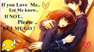 Cute Anime !!