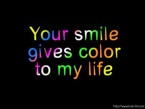 Quotes On Smile HD Wallpaper 8