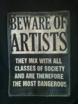Quote #1 for Artists - RipeTomatoes | The Market Place for Arts ...