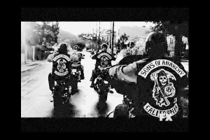 Outlaw Motorcycle Club Bikers
