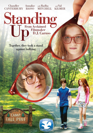 """Standing Up"""" is a touching coming-of-age film based on teen novel"""
