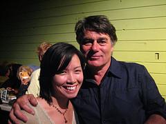 Lisa and David Whyte (eekim) Tags: lisa pointreyesstation davidwhyte