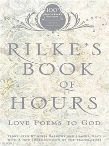 """Start by marking """"Rilke's Book of Hours: Love Poems to God"""" as ..."""