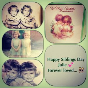 ... sisters #siblings #identical #twins #friends #family #love #household