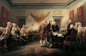 "Declaration of Independence: ""The Declaration of Independence"""