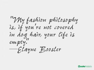 Elayne Boosler