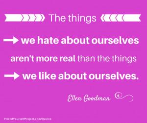 Quote by Ellen Goodman
