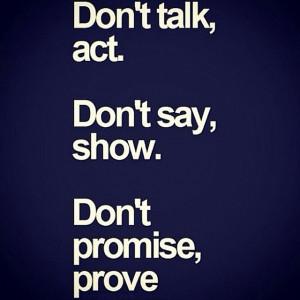 Prove Yourself