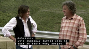 Favorite Top Gear quote