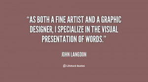 As both a fine artist and a graphic designer, I specialize in the ...